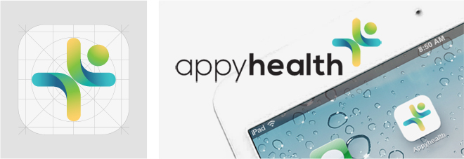 Appy Health Logo by PugMarker