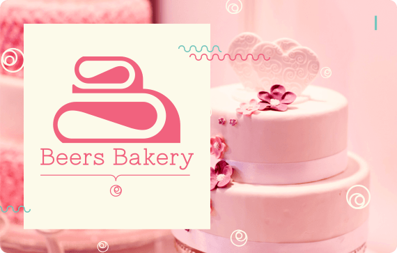 Beers Bakery website design project