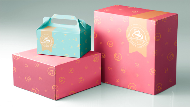 Beers Bakery Packaging by PugMarker