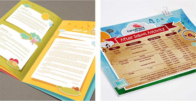 CarnationsPreschool Leaflet PugMarker