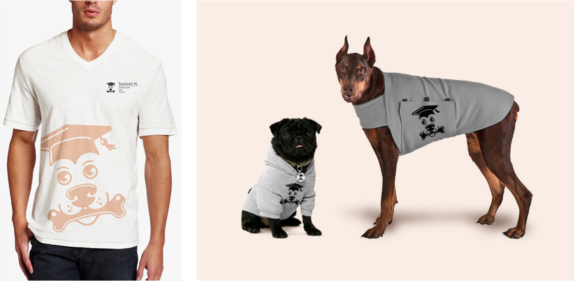 Dog Trainer merchandise by PugMarker