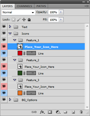 Icon Layers PugMarker