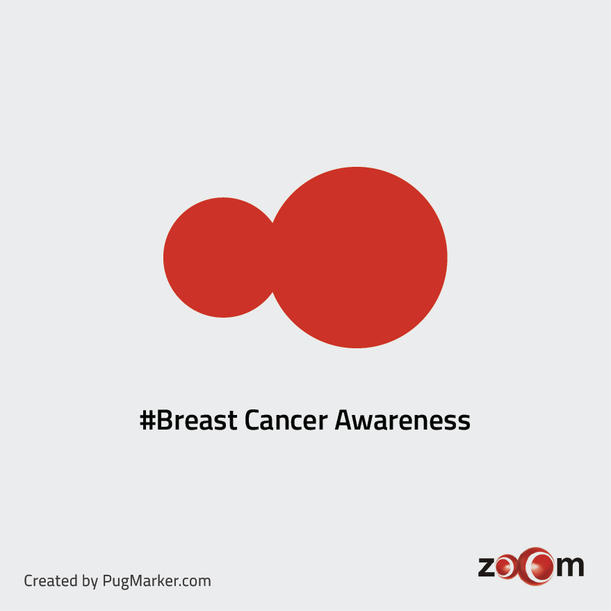 Zoom for 'Breast cancer awareness'