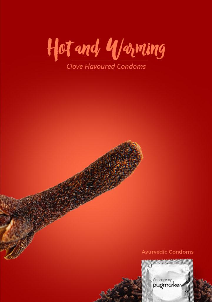 Clove Patanjali Ayurvedic Condoms