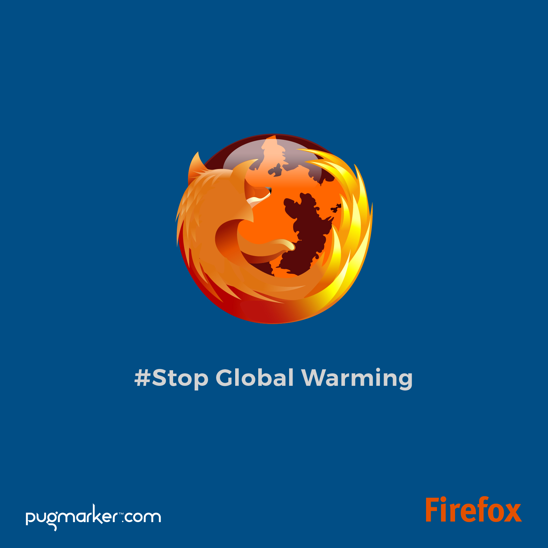 Firefox - Stop Global Warming