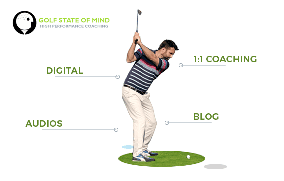 Golfcoach website design