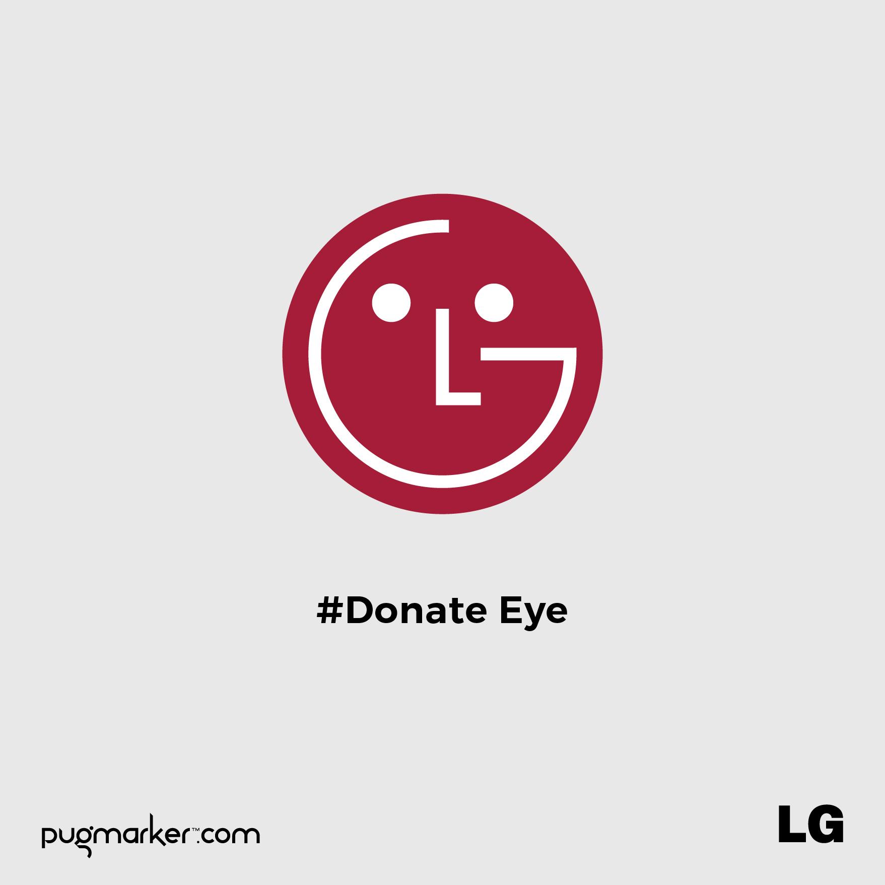 LG - Donate Eye