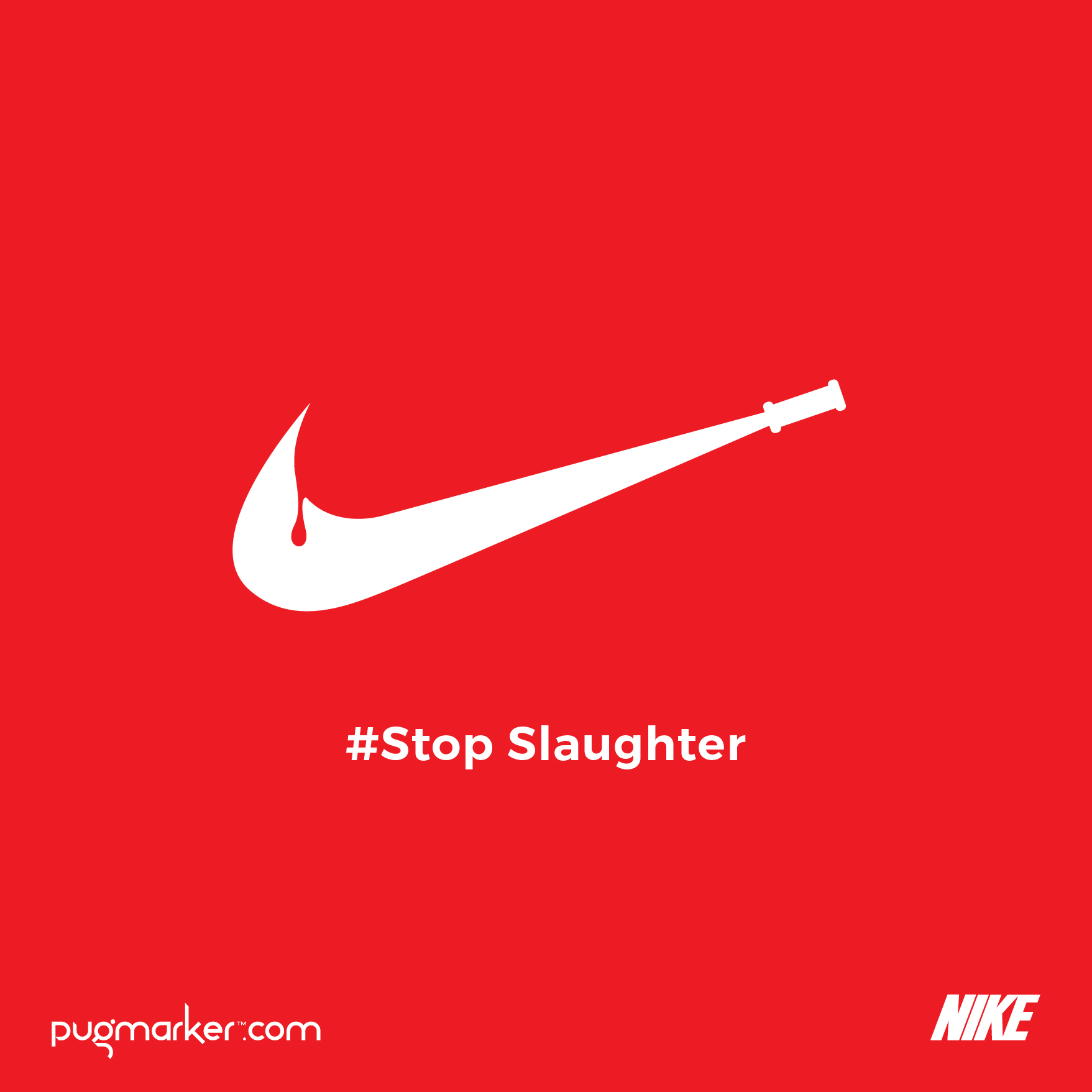 Nike - Stop Slaughter