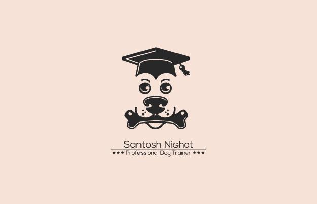 Santosh Nighot Logo