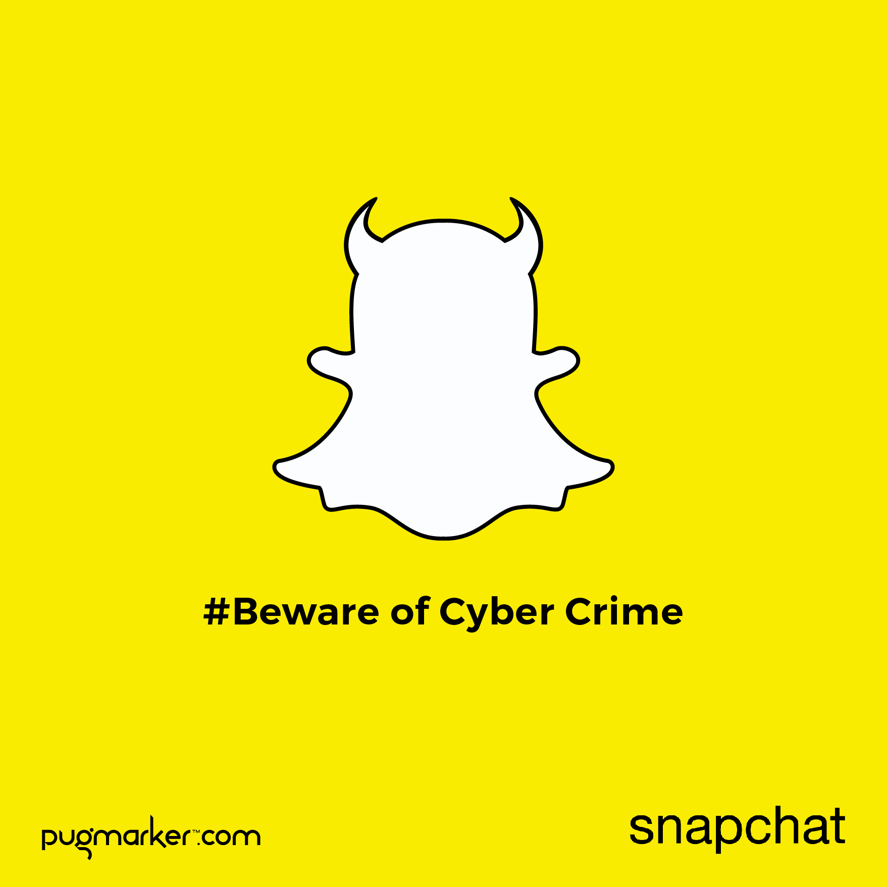 Snapchat - Beware of Cyber Crime