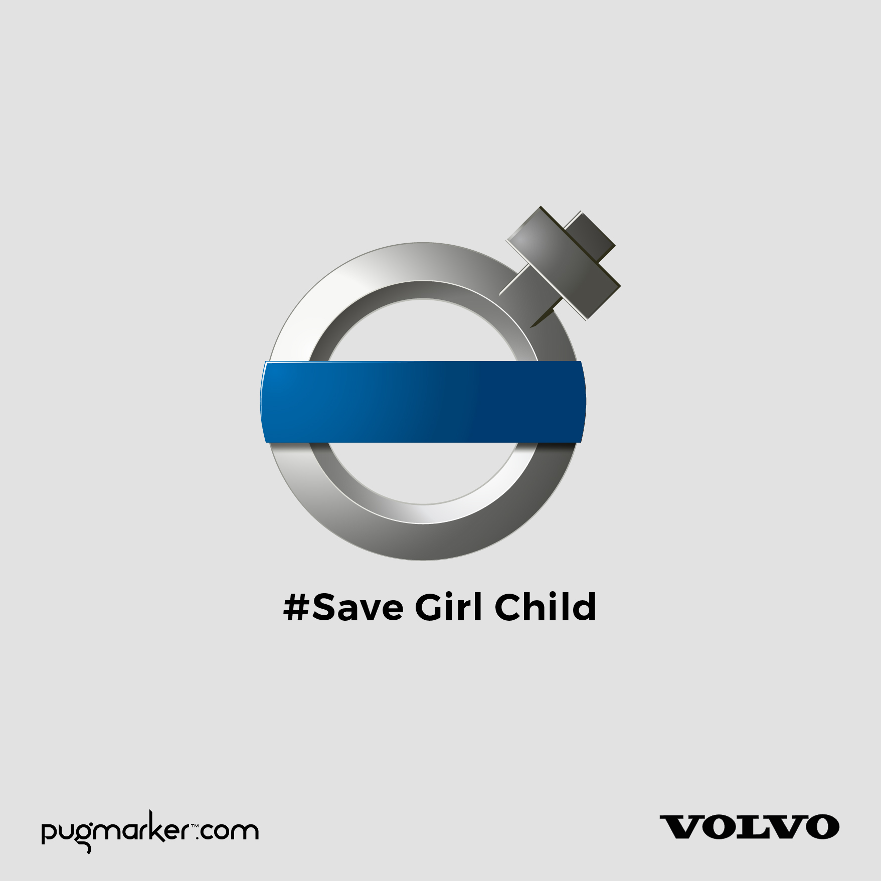 Volvo - Save Girl Child