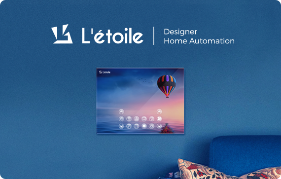 L'etoile website redesign project