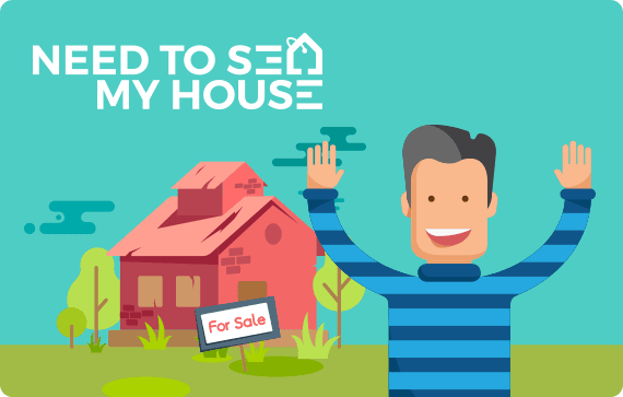 Need To Sell My House logo and website design project