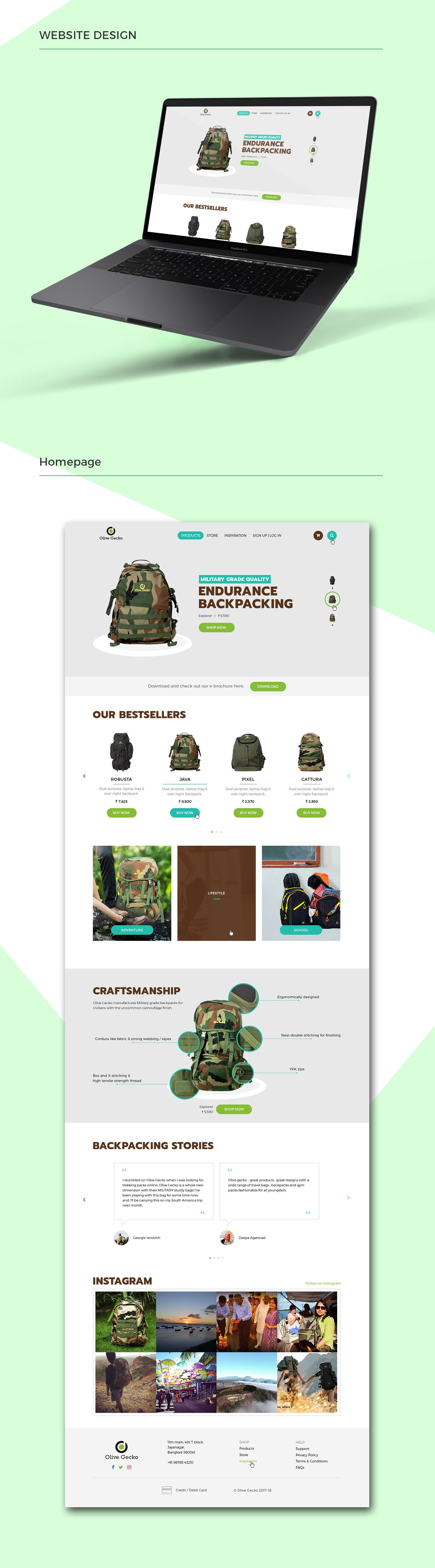 Olive_Gecko_Ecommerce_Website_Presentation_1_Pugmarker