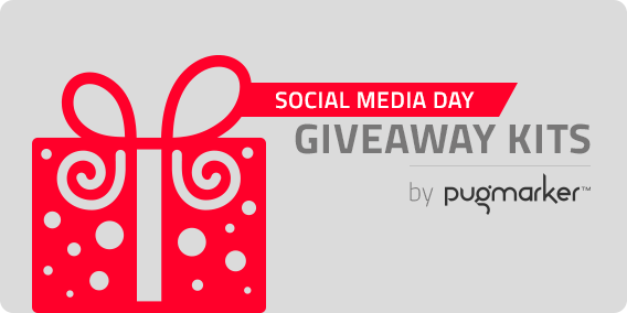 Social media day giveaway