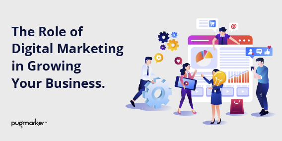 Role of Digital Marketing in Growing Business